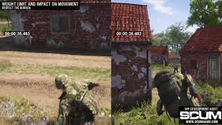 SCUM   6 Minutes of New Gameplay Open World Prison Game 2018
