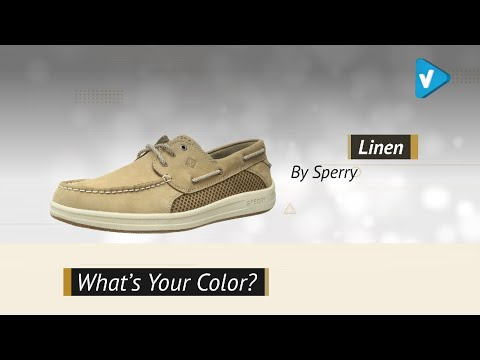 Sperry Top-Sider Men's Gamefish 3-Eye Boat Shoe | 2019 Collection