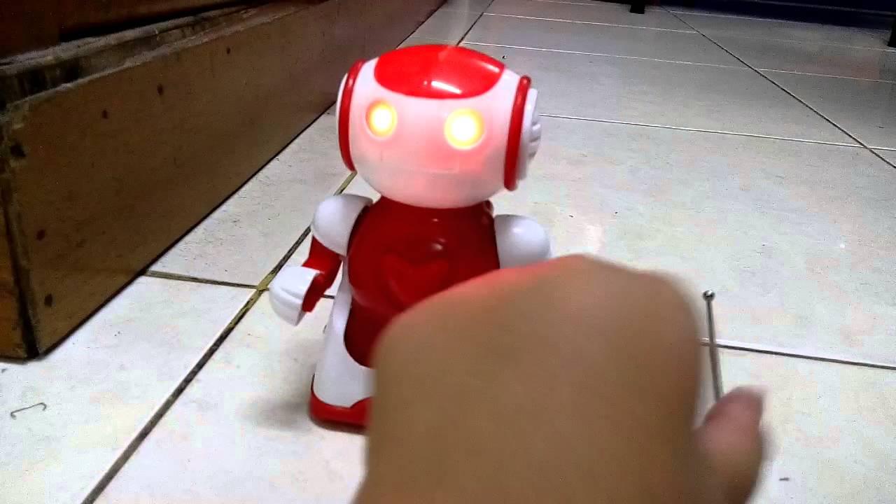 Mainan Sepatu Homy Ped 2016 Robot Youtube
