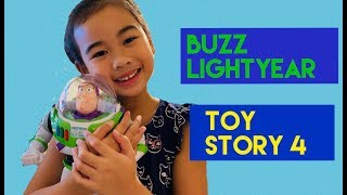 Buzz Lightyear Met Cali's Toys | Unboxing and Toy Review | Toy Story 4