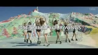 Gambar cover JESSICA JUNG feat. FABOLOUS - FLY Music Video Lyrics Han|Rom|Eng