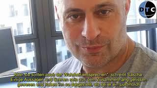 """""""Hochzeit auf den ersten Blick""""-Sascha äußert Kritik"""
