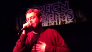 Dr. Syntax accapella live at Foreign Beggars Asylum Speaker