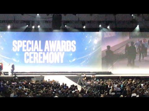 Special awards ceremony 2 | Intel isef 2018