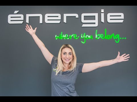 Where You Belong - énergie Fitness