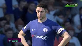 FiFa 18 Màn Ra Mắt Không Thể Ấn Tượng Hơn Của Thành Trung Gaming Với CLB Chelsea