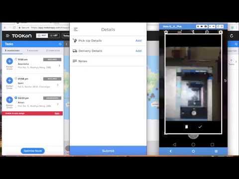 Tookan- Delivery Management Platform Demo