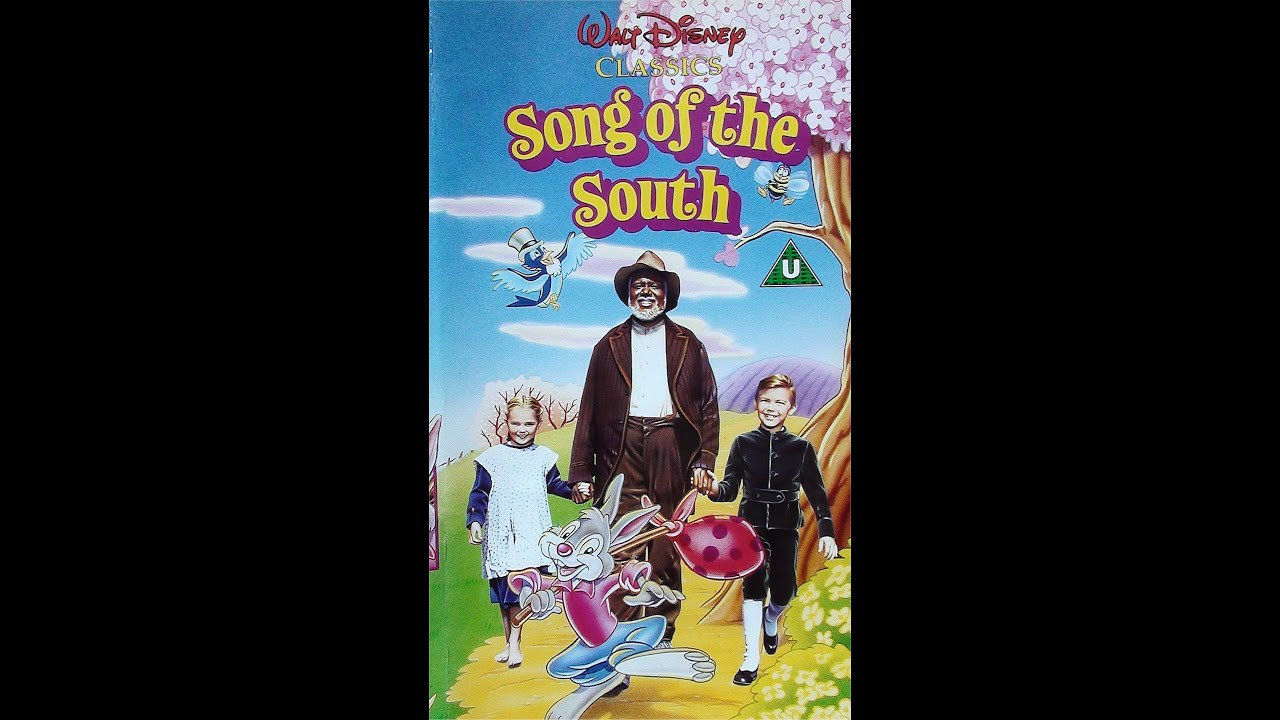 Digitized opening to Song of the South (UK VHS) - YouTube  Digitized openi...