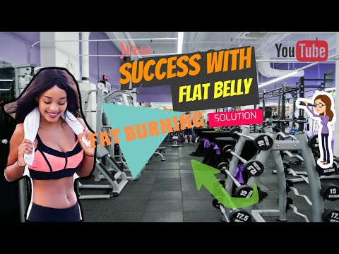 Success with the flat belly solution program - Weight loss and fat burning exercise