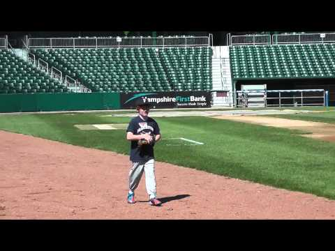 Fisher Cats Baseball Camp - Clip 1