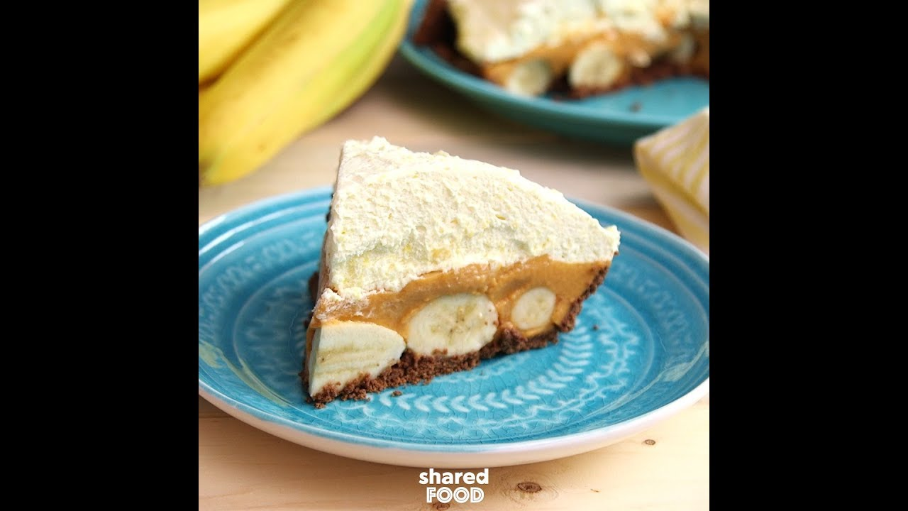 1 Banana Cream Pie Ever - YouTube