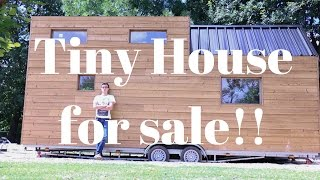 Tiny House For Sale In Belgium!