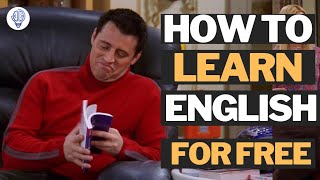 Learn to Speak English Fluently for FREE (My Secret Method EXPLAINED)