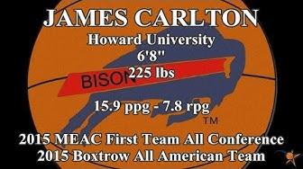 James Carlton - Howard University Highlights