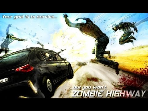 [Let's Play] Zombie Highway #01 - Android [HD]