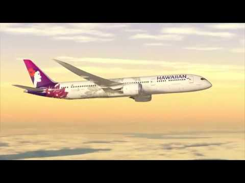 Hawaiian Airlines Announces Purchase of 10 Boeing 787 Dreamliners