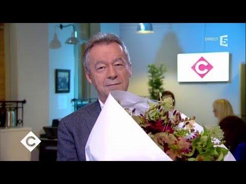 Michel Denisot : L'après Canal + - C à Vous - 20/09/2017