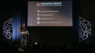 Hackaday Superconference 2017 - Scotty Allen