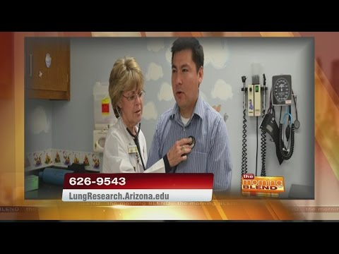 Arizona Respiratory Center - Study subjects needed