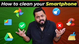 How To Clean Your Smartphone Without Any Cleaner Apps ⚡⚡⚡ Dont Miss This!! screenshot 3