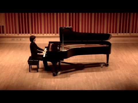 Chopin Nocturne Op. 55 No. 1 in F-minor - Adam Szokolay