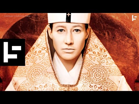 The Female Pope Stoned But Not Forgotten