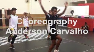 Baixar Eddy Rosemond - (Wake Up And Move) Funk It / Choreography Anderson Carvalho