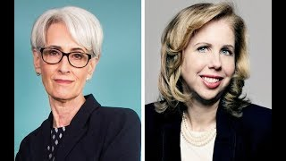 A Conversation with Ambassador Wendy R. Sherman and Nancy Gibbs