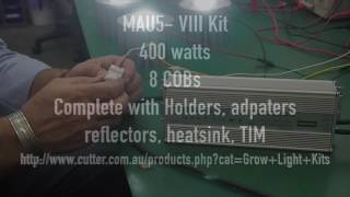 400watt Led Driver for MAU5-VIII