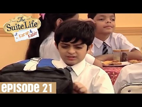 The Suite Life Of Karan and Kabir | Season 1 Episode 21 | Disney India Official