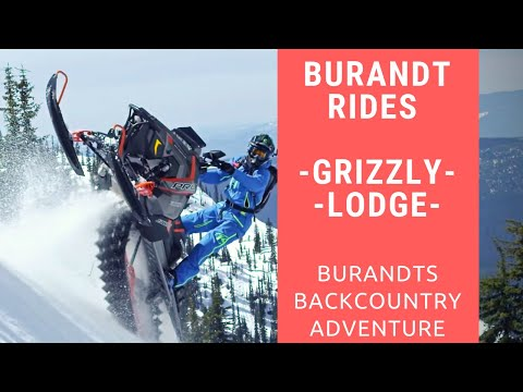Burandt Rides | Grizzly Lodge, British Columbia | Burandts Backcountry Adventures