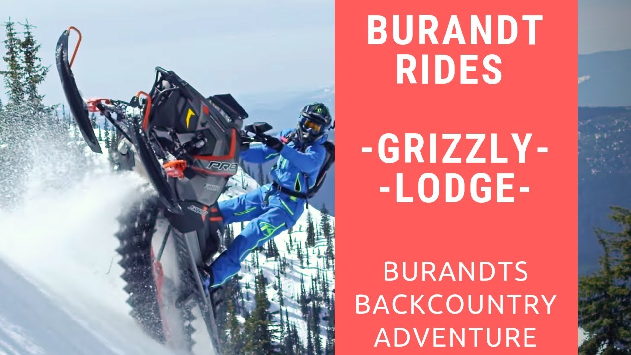 Burandt Rides Grizzly Lodge British Columbia Burandts