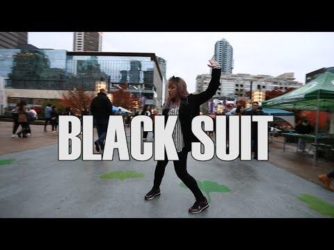 [DANCING KPOP IN PUBLIC] BLACK SUIT 블랙수트 FULL DANCE COVER -- SUPER JUNIOR 슈퍼주니어 | itsmehuiyan