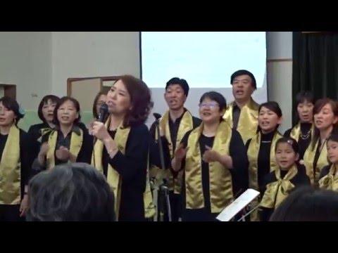 160320 ゴスペル賛美礼拝(I am the way~All around)