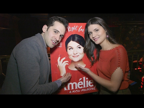 Phillipa Soo and the Cast of Amélie Bring a Handmade Universe to Broadway