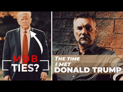 Donald Trump's Connection To The Mob | Michael Franzese