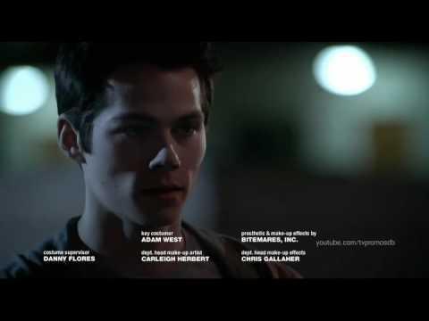 Сериал волчонок (Teen wolf)-5 сезон 1 серия
