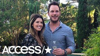 Chris Pratt & Katherine Schwarzenegger Have A Romantic Date In Napa! | Access