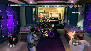 Let's play Saints Row the Third Co-op - part 3