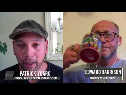 NorCal Strength Studio: Interview with Edward Harrison of Vital Exercise