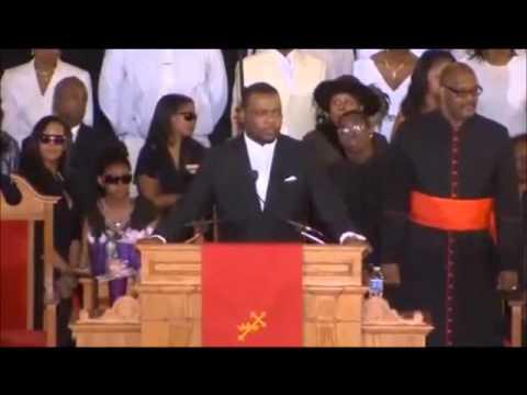 New Hope Baptist Church Mass Choir The Lord Is My Shepherd Whitney Houston Homegoing 2012