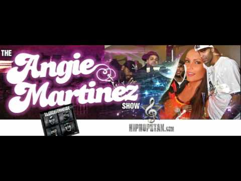 Slaughterhouse Interview w/ Tri-State's Angie Martinez! HOT97's The Angie Martinez Show