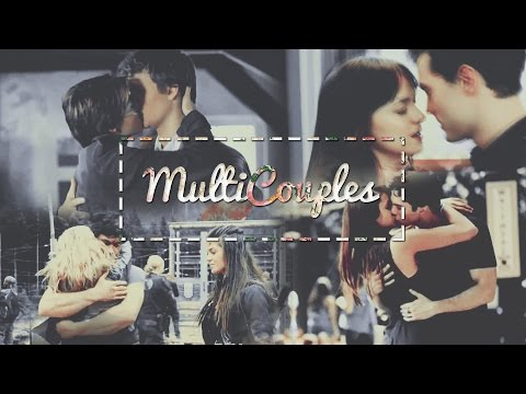 ►MultiCouples | Love Me Like You Do  [Happy Valentine's Day]