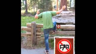 Top 10  Funny People Ignoring Warning Signs !