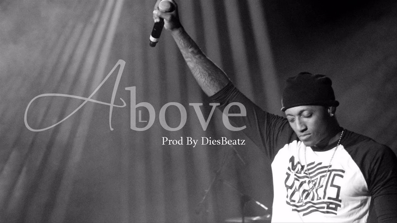 Above - Love Beat Gospel Instrumental (Prod By DiesBeatz)
