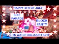 4th Of July Block Party ~ HAPPY INDEPENDENCE DAY!
