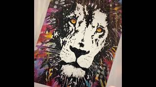 """""""Lion Hearted"""" by Eric Waugh"""