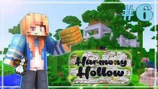 MY NEW HOME - Harmony Hollow SMP S3 - Ep 6 - Livestream