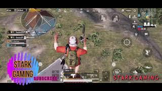Stunt point in PUBG MOBILE | STARK GAMING