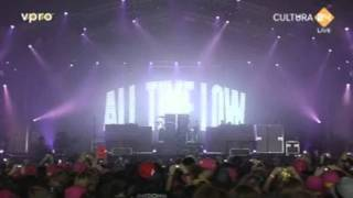 All Time Low - Art of the state + Do you want me (dead) Live @ Pinkpop 2011 HD